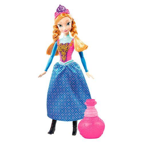 Frozen Anna Color Mágico