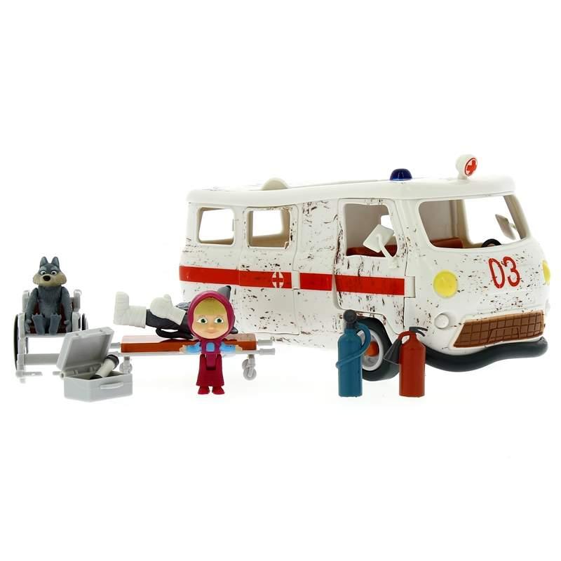 Masha-y-el-Oso-Ambulancia