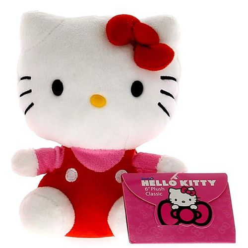 Hello Kitty Beannie Peluche