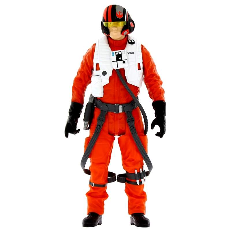 Star-Wars-EVII-Figura-Poe-Dameron-de-45-cm