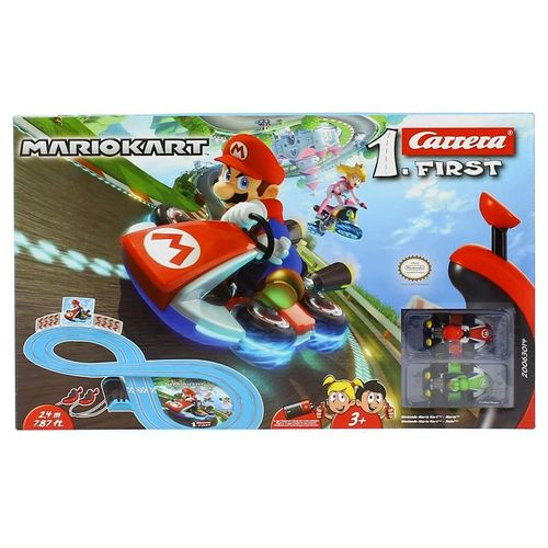 Circuito Carrera 1 First Mario Kart