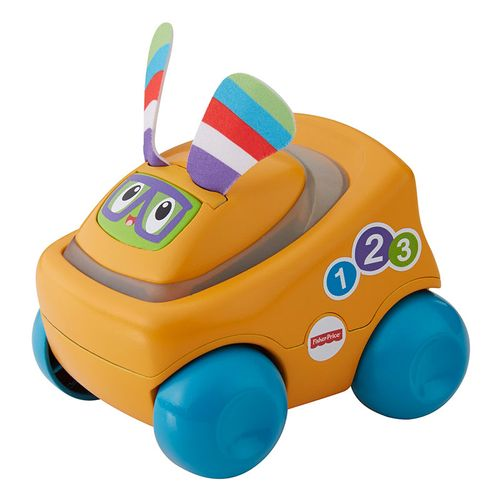 Fisher Price Robicoche Naranja