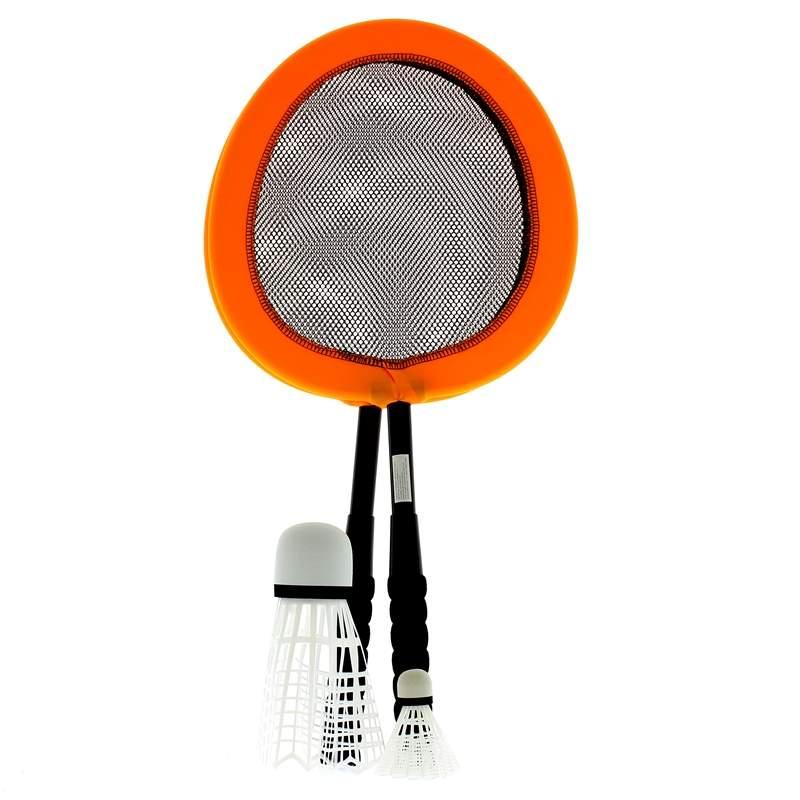 Juego-de-Badminton-Naranja
