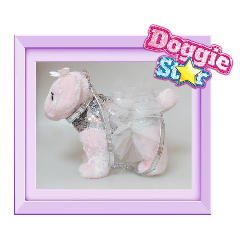 Doggie-Star-Caniche-Plata