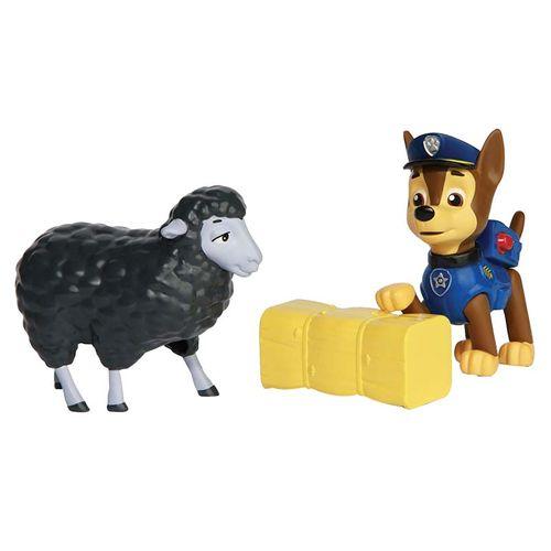 Patrulla Canina Chase y Marley Set de Rescate