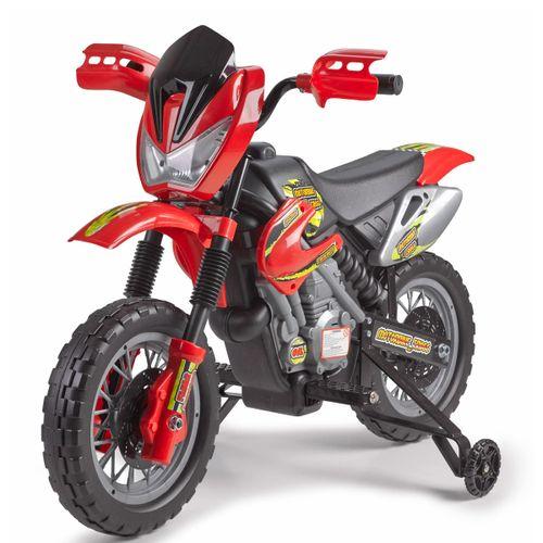 Motorbike Cross 400F de 6V