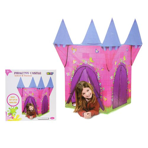 Tienda Castillo Princesas de Tela