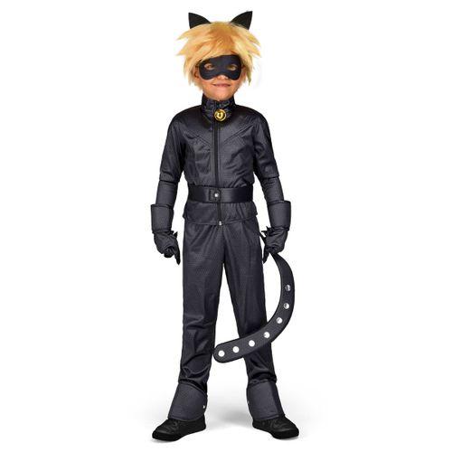Ladybug Disfraz Cat Noir