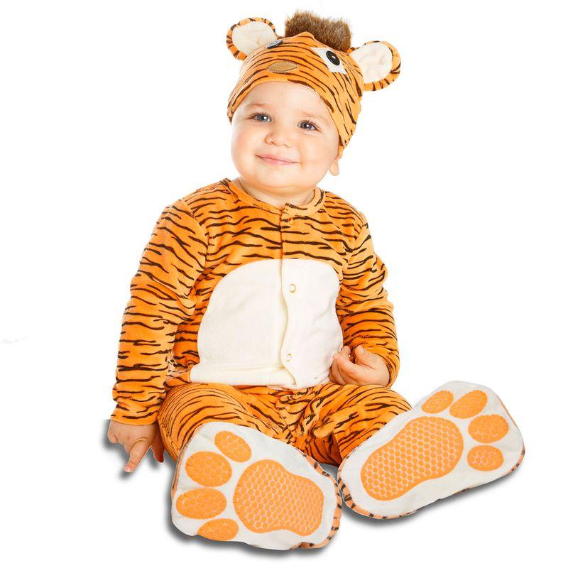 Disfraz-Bebe-Tigre-0-6-Meses