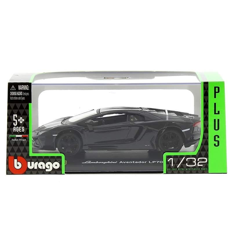 Coche-Miniatura-Lamborghini-Aventador-Peana-y-caja-Escala-1-32-Plus_2