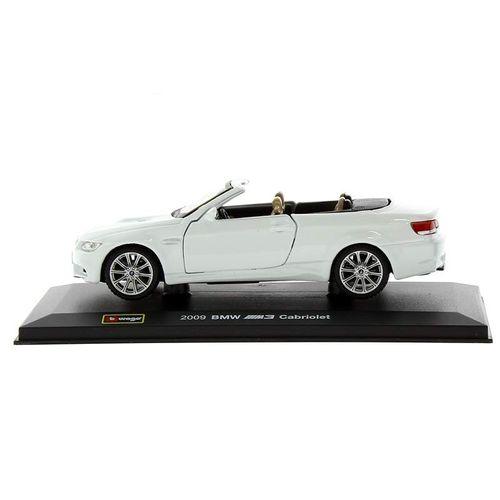 Coche Miniatura BMW M3 Cabiolet Peana y caja Escala 1:32 Plus