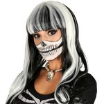 Peluca-Melena-Blanca-y-Negra-para-Halloween