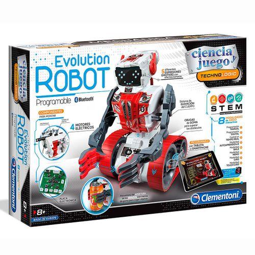 Juego Evolution Robot