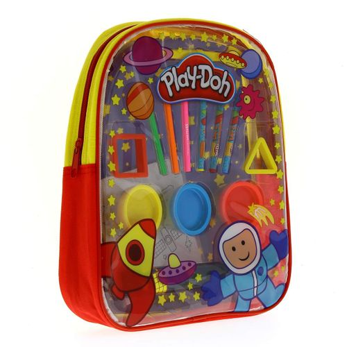 Play-Doh Mochila Actividades