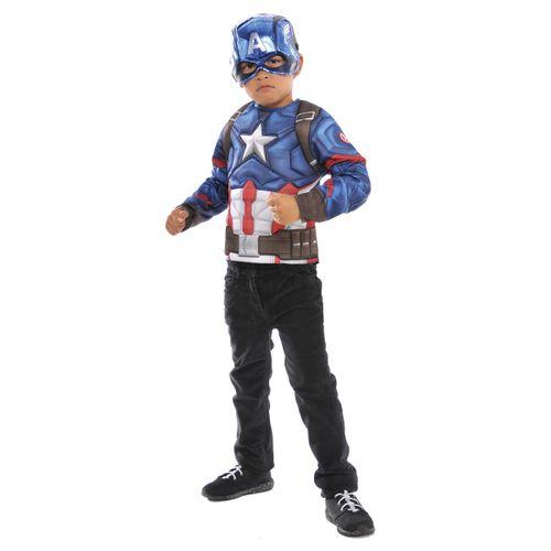 Capitán América Disfraz Infantil