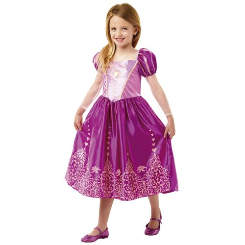 Princesas Disney Rapunzel Disfraz Infantil