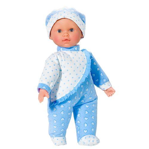 Muñeco Tiny Llorón Azul