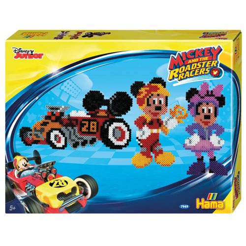 Mickey Hama Beads Caja de Regalo