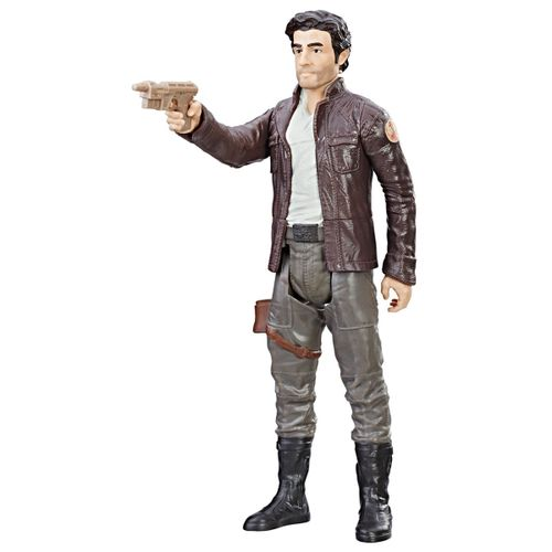 Star Wars Episodio 8 Figura Capitán Poe Dameron