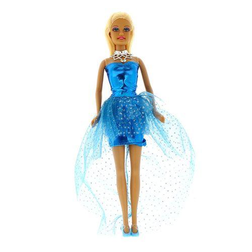 Muñeca Defa Lucy Vestido de Fiesta Azul