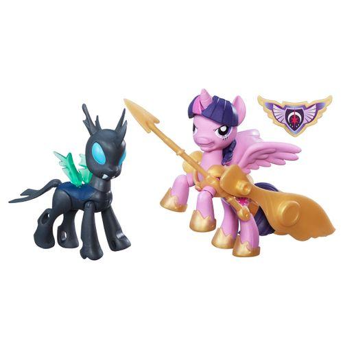 My Little Pony Princesa Twilight Sparkle Vs Changeling