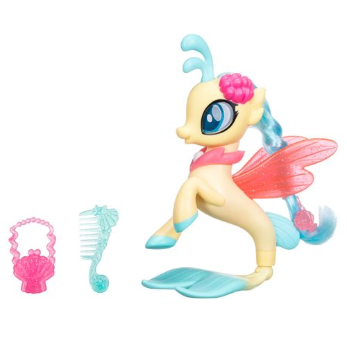 My Little Pony Princesa Skystar Ojos Brillantes