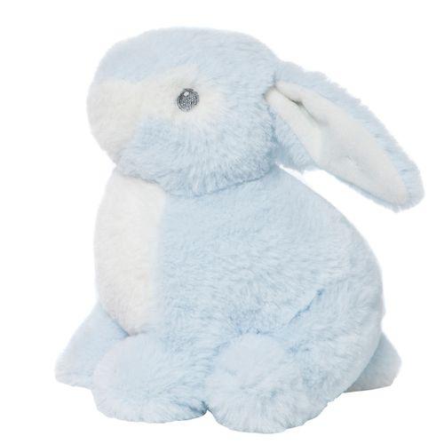 Peluche Baby Conejo Celeste de 22cm