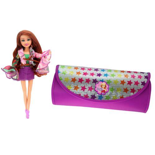 Muñeca Sparkle Girlz con Bolso