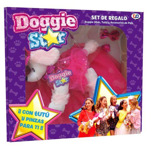 Doggie Star Set Regalo con Tutú y Lazos