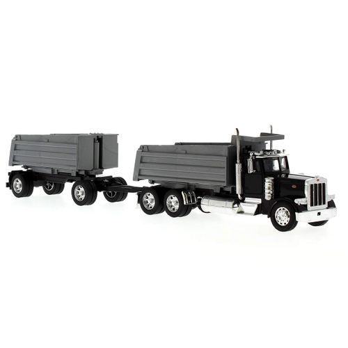 Camión USA gris oscuro 1:32