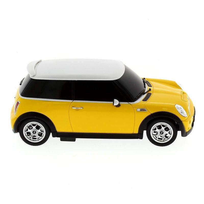 Coche-Infantil-Mini-Cooper-R-C-Amarillo_3