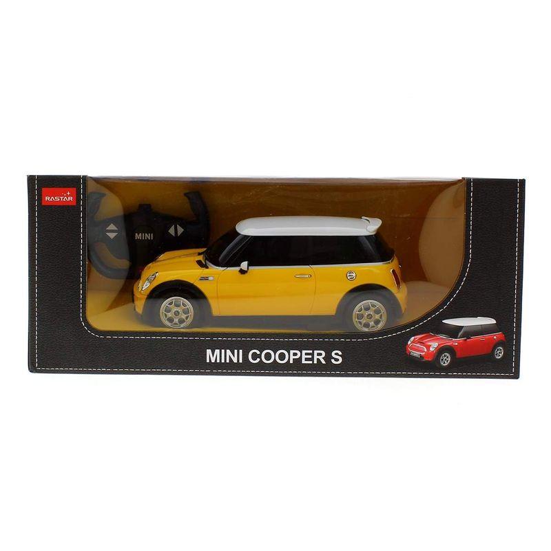 Coche-Infantil-Mini-Cooper-R-C-Amarillo_5