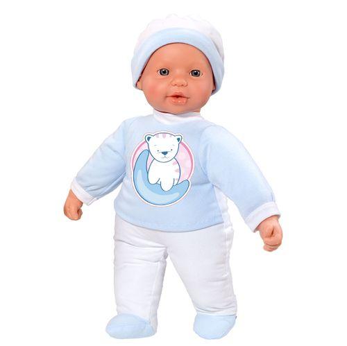 Tiny Llorón con Pijama Azul