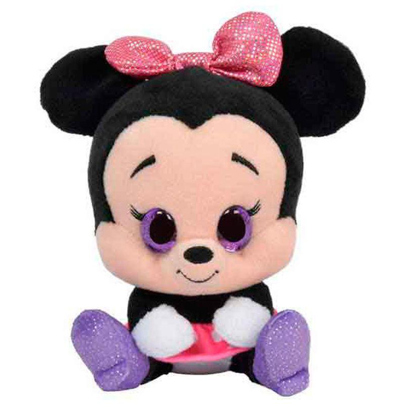 Disney-Glitzies-Serie-1-Peluche-Minnie