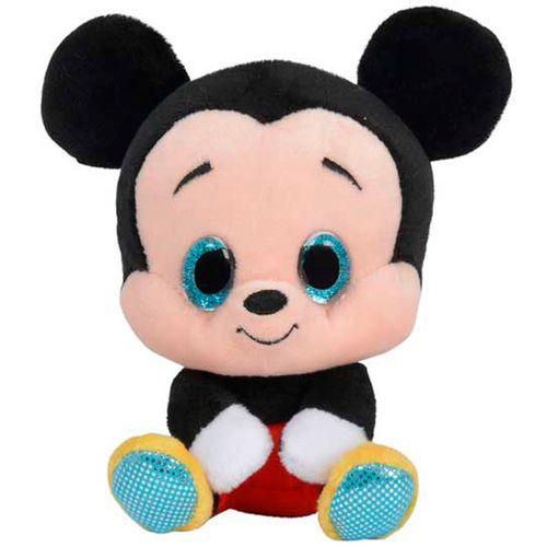 Disney Glitzies Serie 2 Peluche Mickey