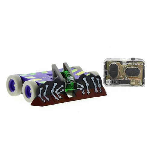 Hexbug Battlebots lila