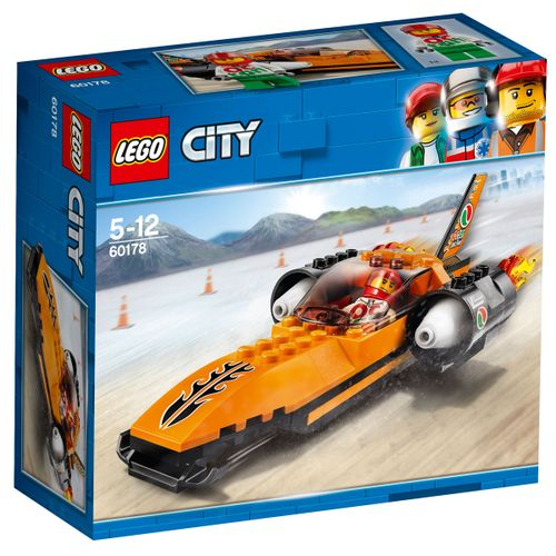 Lego City Coche Experimental