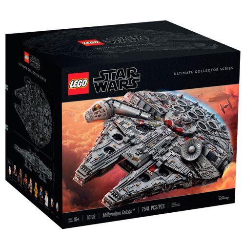 Lego Star Wars Halcón Milenario Ultimate Collector Series