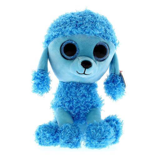 Beanie Boo's Caniche Azul de Peluche de 23 cm