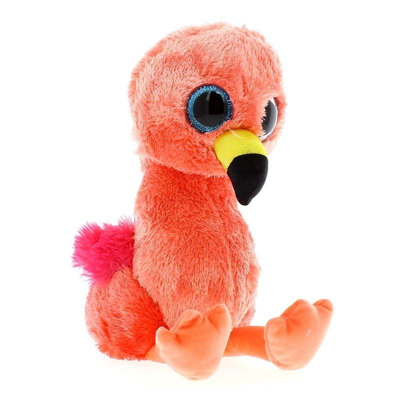 Beanie-Boo-s-Flamingo-de-Peluche-de-23-cm
