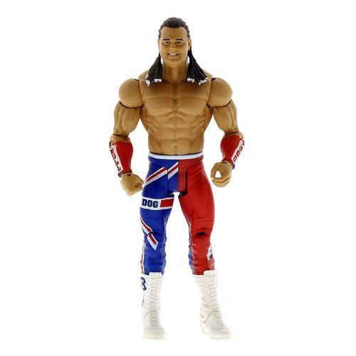 WWE Summer Slam Figura British Bulldog