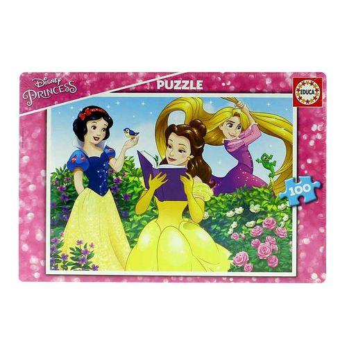 Princesas Disney Puzzle 100 Piezas
