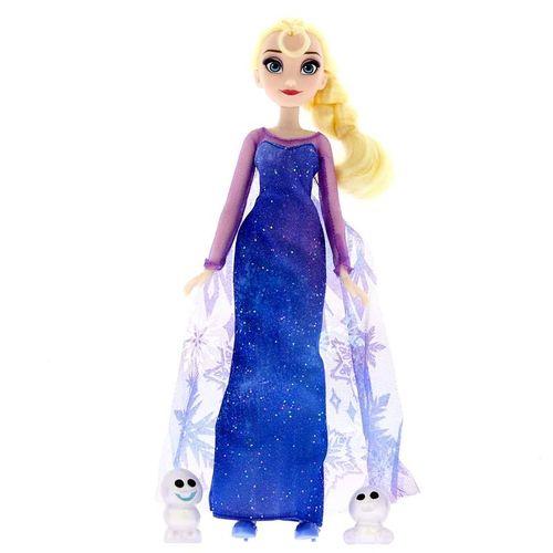 Frozen Elsa Luces de Invierno con Amigos