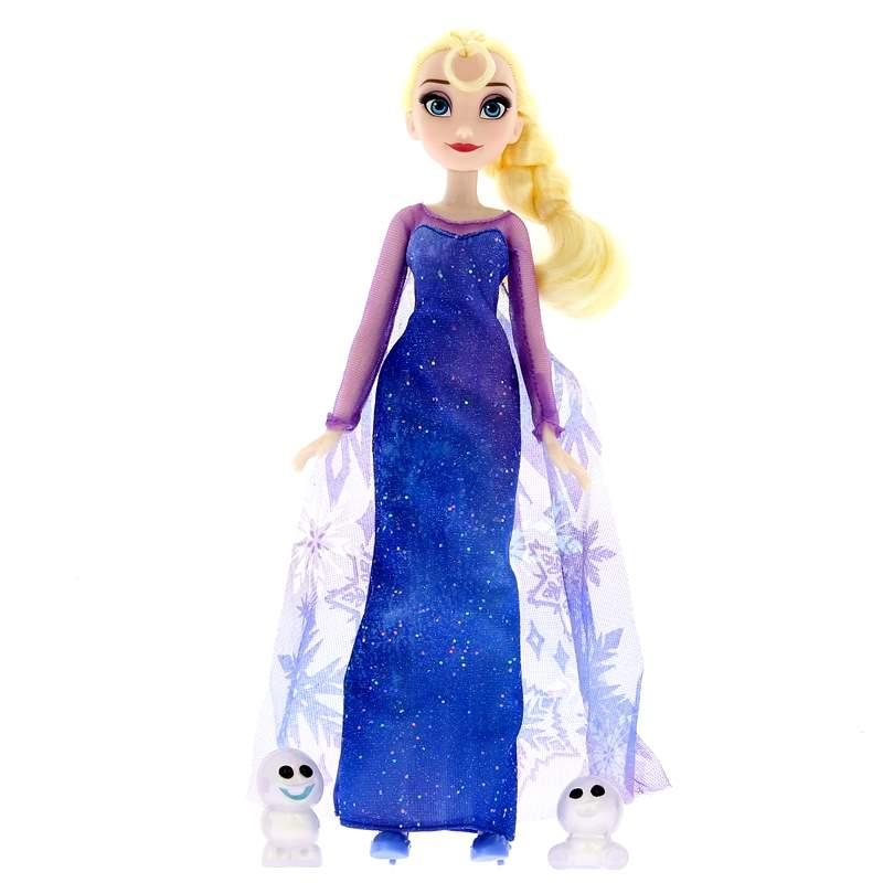 Frozen-Elsa-Luces-de-Invierno-con-Amigos
