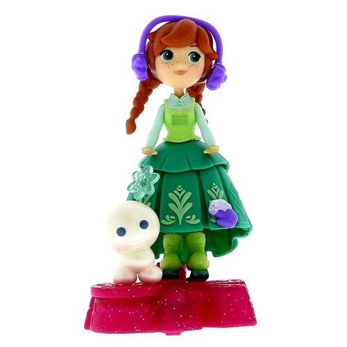 Frozen Anna Mini Patina y Gira