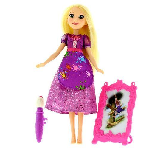 Rapunzel Sueños de Princesas Lienzo de Pintura Mágica