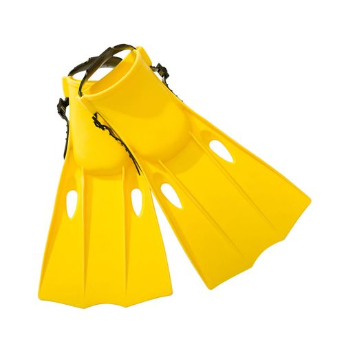 Aletas de Buceo Amarillas
