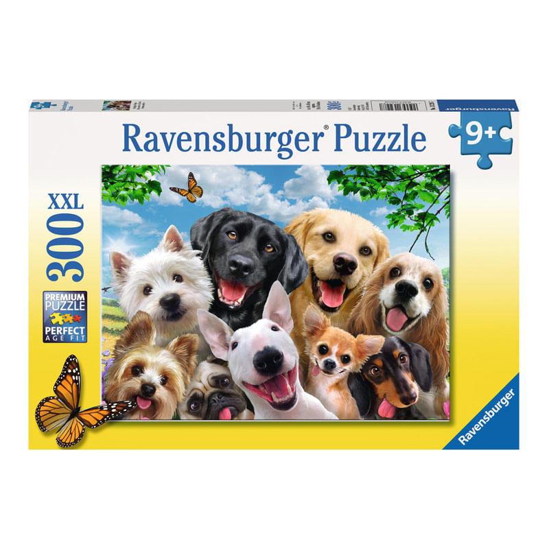 Puzzle-Selfie-Perros-de-300-Piezas