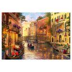 Puzzle-Atardecer-en-Venecia-de-1500-Piezas_1
