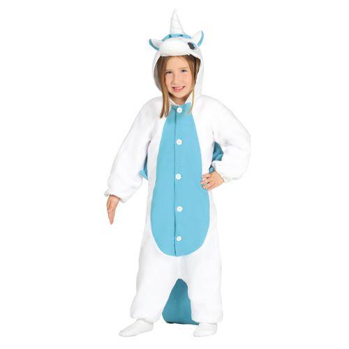 Disfraz Pijama Unicornio Azul